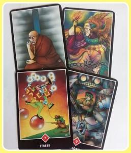 Karten: Osho Zen Tarot